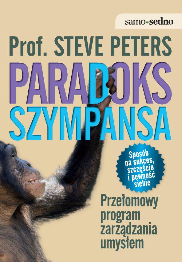 Paradoks Szympansa okladka